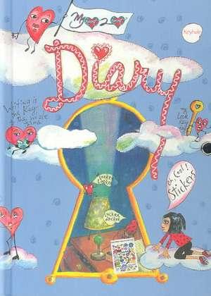 My Heart 2 Heart Diary:  Keyhole de Print Pub Fine