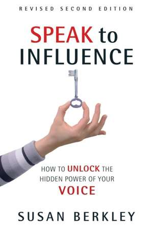 Speak to Influence imagine