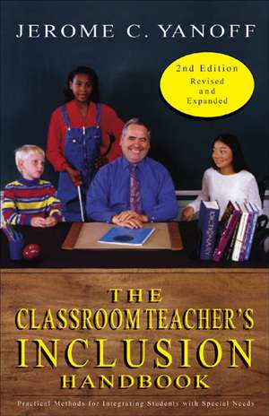 The Classroom Teacher's Inclusion Handbook imagine