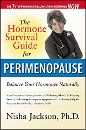 The Hormone Survival Guide for Perimenopause imagine