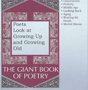 The Giant Book of Poetry Audio Edition: Poems That Make a Statement de William Roetzheim