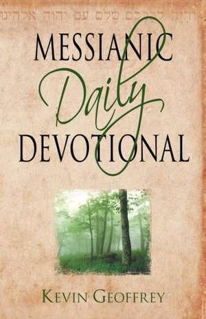 Messianic Daily Devotional de Kevin Geoffrey