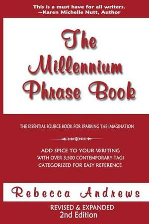 The Millennium Phrase Book de Rebecca Andrews