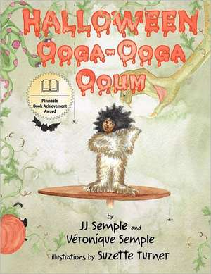 Halloween Ooga-Ooga Ooum de JJ Semple