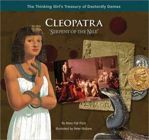 Cleopatra Serpent of the Nile