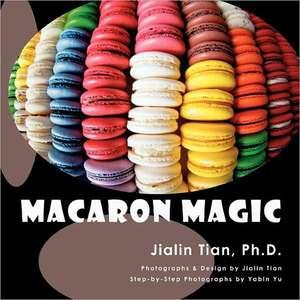 Macaron Magic de Jialin Tian