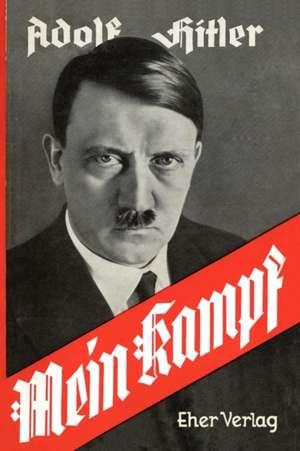 Mein Kampf(German Language Edition) de Adolf Hitler