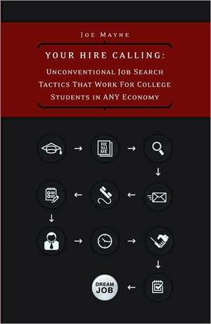 Your Hire Calling:  Unconventional Job Search Tactics That Work for College Students in Any Economy de Joseph Martin Mayne