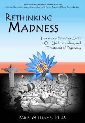 Rethinking Madness de Paris Williams