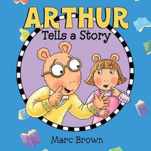 Arthur Tells a Story de Marc Brown