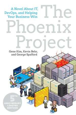 The Phoenix Project de Gene Kim
