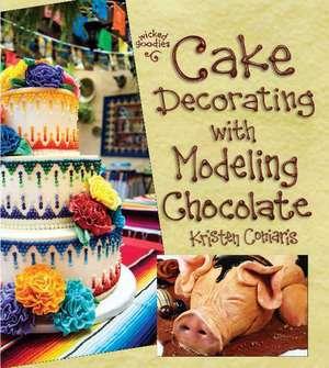 Cake Decorating with Modeling Chocolate de Kristen Coniaris
