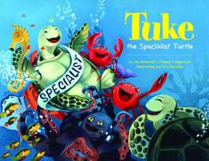 Tuke the Specialist Turtle