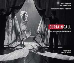 Curtain Call: A Year Backstage in London Theatre