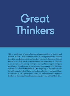 Great Thinkers