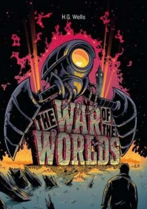 H. G. Wells: The War of the Worlds Illustrated de Bitmap Books