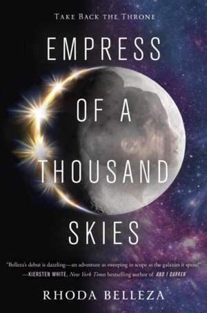 Empress of a Thousand Skies de Rhoda Belleza