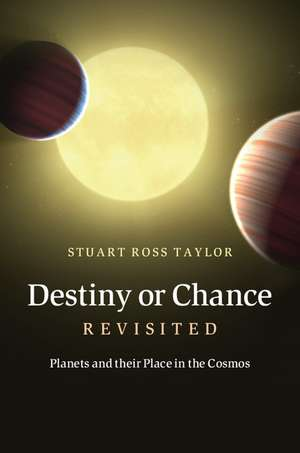 Destiny or Chance Revisited imagine