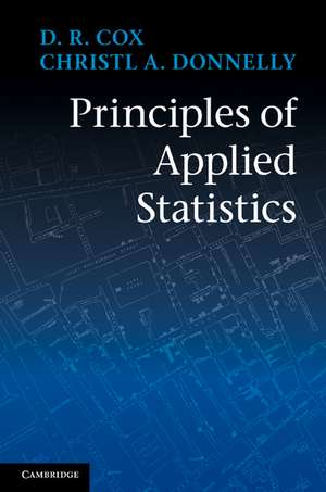Principles of Applied Statistics de D. R. Cox