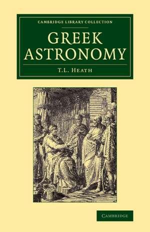 Greek Astronomy imagine
