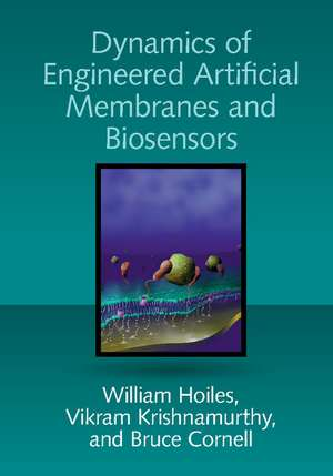 Dynamics of Engineered Artificial Membranes and Biosensors imagine