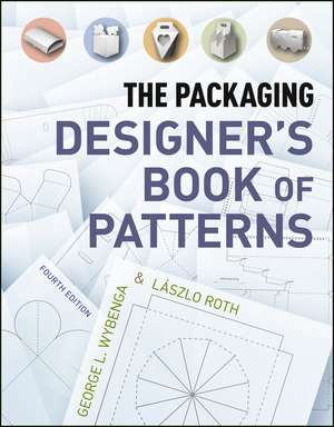 The Packaging Designer′s Book of Patterns de Lászlo Roth
