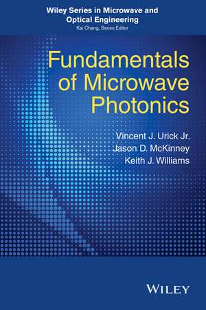 Fundamentals of Microwave Photonics