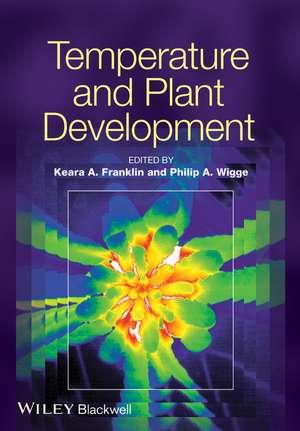 Temperature and Plant Development