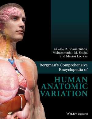 Bergman′s Comprehensive Encyclopedia of Human Anatomic Variation