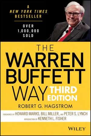 The Warren Buffett Way de Robert G. Hagstrom