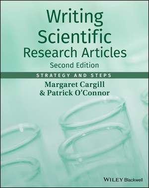 Writing Scientific Research Articles imagine