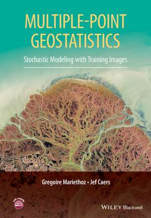 Multiple–point Geostatistics
