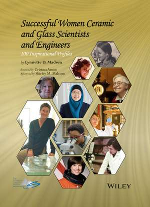 Successful Women Ceramic and Glass Scientists and Engineers