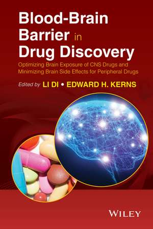 Blood–Brain Barrier in Drug Discovery