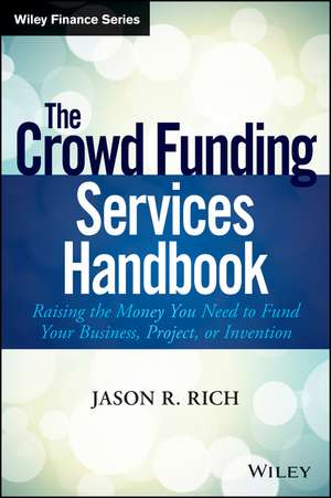 The Crowd Funding Services Handbook