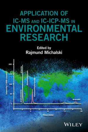 Application of IC–MS and IC–ICP–MS in Environmental Research