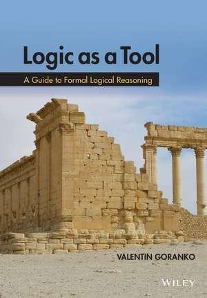 Logic as a Tool