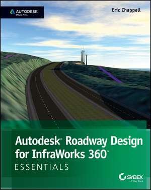 Autodesk Roadway Design For Infraworks 360 Essenti