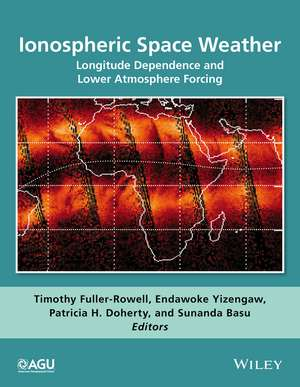 Ionospheric Space Weather: Longitude Dependence and Lower Atmosphere Forcing de Timothy Fuller–Rowell