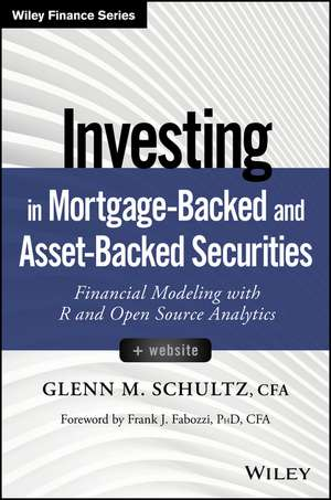 Investing in Mortgage–Backed and Asset–Backed Securities