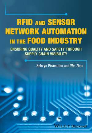 RFID and Sensor Network Automation in the Food Industry imagine