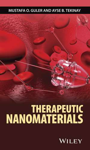Therapeutic Nanomaterials