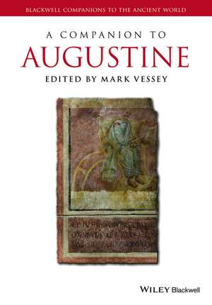 Companion To Augustine