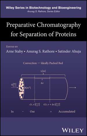 Preparative Chromatography for Separation of Proteins de Arne Staby