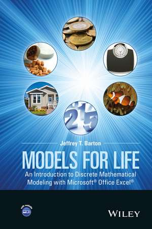 Models For Life: An Introduction To Discrete Mathe