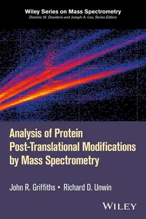 Analysis of Post–Translational Modifications Using Mass Spectrometry