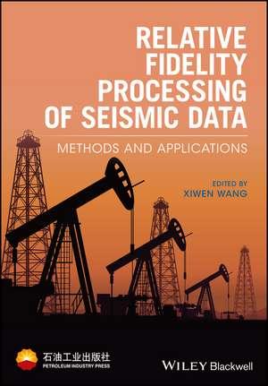 Relative Fidelity Processing of Seismic Data imagine