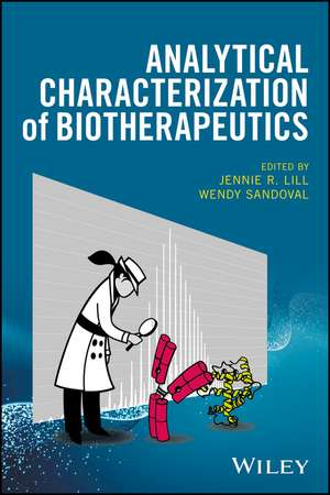 Analytical Characterization of Biotherapeutics