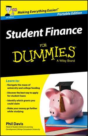 Student Finance For Dummies – UK