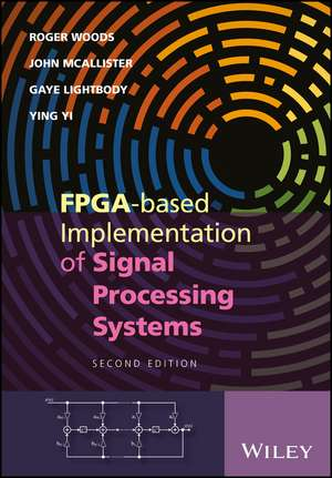 FPGA–based Implementation of Signal Processing Systems